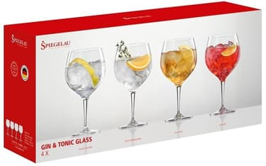 Spiegelau Gin & Tonic -cocktaillasi, 4 kpl, kuva 5