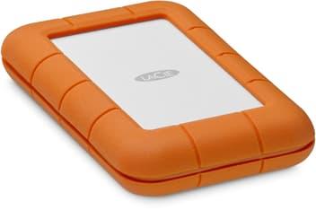 LaCie Rugged Secure USB-C 2 Tt -ulkoinen kovalevy, kuva 2