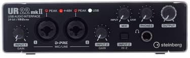 Steinberg UR22mkII -äänikortti USB-väylään, kuva 6