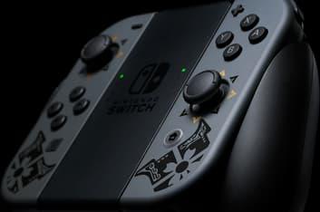 Nintendo Switch Monster Hunter Rise Edition -pelikonsoli, erikoisväritys, kuva 7