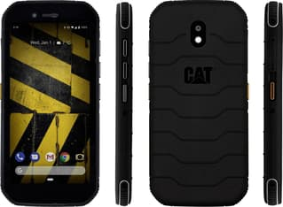 Cat S42 H+ -Android-puhelin Dual-SIM, 32 Gt, musta