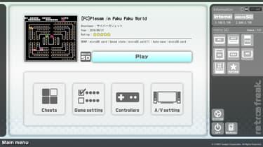 Retro Freak 12-1 Retro Games Console - Premium Edition -pelikonsoli, kuva 7