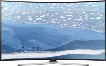 "Samsung UE49KU6172 49"" Ultra HD 4K Curved LED -televisio"