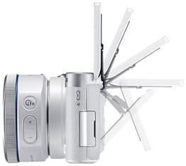 Samsung NX500 + 16-50mm PZ OIS, valkoinen, kuva 5
