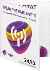 Telia Prepaid Netti -liittymä