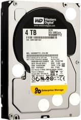 WD RE4 4 TB SATA3 7200 rpm 64 MB kovalevy SATA3-väylään
