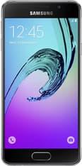 Samsung Galaxy A3 (2016) -Android-puhelin, musta, kuva 4
