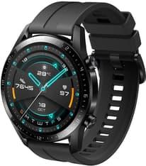 Huawei Watch GT2 -älykello , Musta 46 mm silikoniranneke, kuva 7