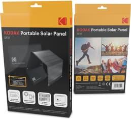 Kodak SP21 -aurinkopaneeli, kuva 2