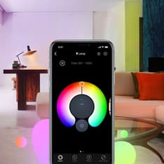 LIFX Mini Colour -älylamppu, E27, kuva 5