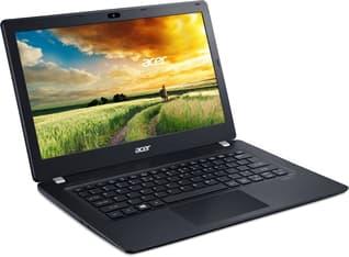 """Acer Aspire V3-371 13,3"""" -kannettava, Win 10, musta"""