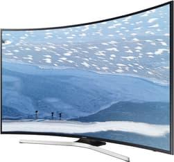 "Samsung UE40KU6172 40"" Ultra HD 4K Curved LED -televisio, kuva 2"