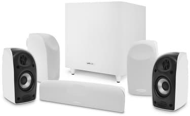 Polk Audio TL1700 5.1 -kaiutinsarja, valkoinen