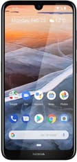 Nokia 3.2 -Android-puhelin 16 Gt Dual-SIM, teräs, kuva 2