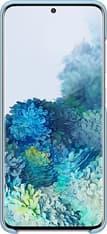 Samsung Galaxy S20 LED Cover -suojakansi, sininen, kuva 2