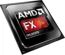 AMD FX-8320 3.5 GHz 8-core AM3+ -suoritin, boxed