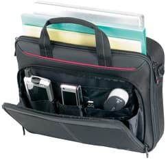 """Targus Classic Clamshell Laptop Case -laukku 13,3"""" kannettavalle tietokoneelle, musta, kuva 2"""