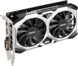 MSI GeForce GTX 1650 D6 VENTUS XS OCV2 -näytönohjain PCI-e-väylään, kuva 3