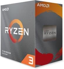 AMD Ryzen 3 3100 -prosessori AM4 -kantaan