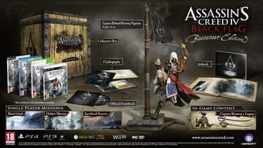 Assassin's Creed IV - The Black Flag - Buccaneer Edition Xbox 360 -peli