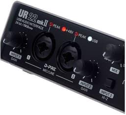 Steinberg UR22mkII -äänikortti USB-väylään, kuva 7