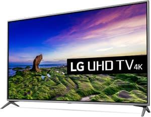"LG 75UJ651V 75"" Smart 4K Ultra HD LED -televisio"