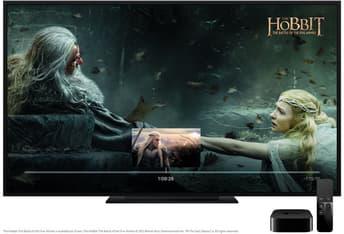 Apple TV 64 Gt mediatoistin, MLNC2, kuva 9