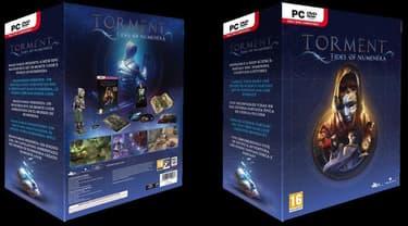 Torment Tides of Numenera - Collector's Edition -peli, PS4, kuva 2