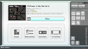 Retro Freak 12-1 Retro Games Console - Standard Edition -pelikonsoli, kuva 7
