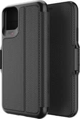 Gear4 D3O Oxford -suojakotelo, iPhone 11 Pro Max, musta, kuva 2