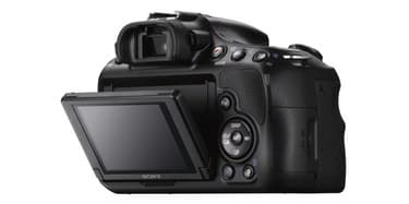 Sony A58 digijärjestelmäkamera + 18-55 ja 55-200 objektiivit, kuva 4