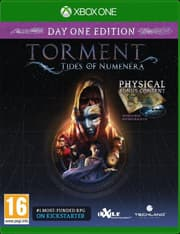 Torment Tides of Numenera - Day One Edition -peli, Xbox One