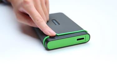 Transcend 2 Tt StoreJet 25M3S -ulkoinen kiintolevy USB 3.1 -väylään, kuva 3