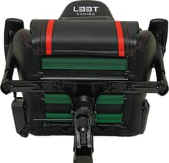 L33T Gaming Elite V3 -pelituoli (PU), punainen, kuva 6