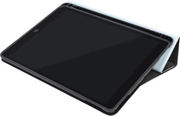 """Tucano Up Plus -suojakotelo, iPad 10.2"""" 7th Gen 2019 & 8th Gen 2020, taivaansininen, kuva 6"""