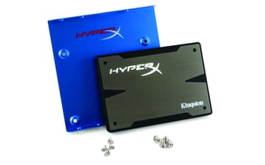 "Kingston HyperX 3K 120 GB SSD 2.5"" -kovalevy"