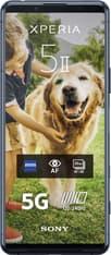 Sony Xperia 5 II -Android-puhelin Dual-SIM, 128 Gt, sininen, kuva 3