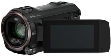 Panasonic HC-V770 -digivideokamera, musta
