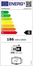 "LG OLED C1 83"" 4K Ultra HD OLED -televisio, kuva 13"
