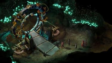 Torment Tides of Numenera - Collector's Edition -peli, PS4, kuva 5