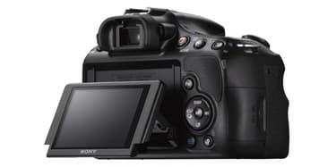 Sony A58 digijärjestelmäkamera + 18-55 ja 55-200 objektiivit, kuva 5
