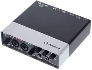 Steinberg UR22mkII -äänikortti USB-väylään