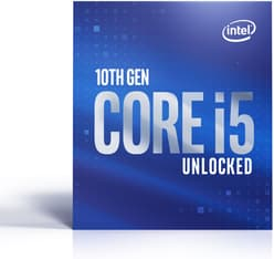 Intel Core i5-10600K 4,1 GHz LGA1200 -suoritin, kuva 3