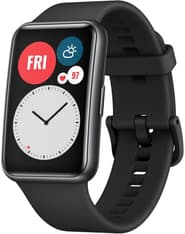 Huawei Watch Fit -aktiivisuusranneke, musta, kuva 3