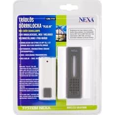 Nexa LML-710 -langaton ovikello pistorasiaan