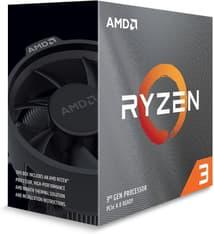 AMD Ryzen 3 3100 -prosessori AM4 -kantaan, kuva 2