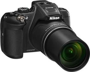 Nikon COOLPIX P610, musta, kuva 4