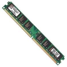 Kingston ValueRAM 2 GB DDR2 800 MHz CL6 muistimoduuli