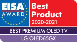 "LG OLED65GX 65"" 4K Ultra HD OLED -televisio, kuva 25"