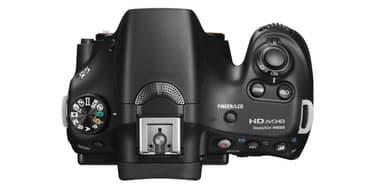 Sony A58 digijärjestelmäkamera + 18-55 ja 55-200 objektiivit, kuva 6